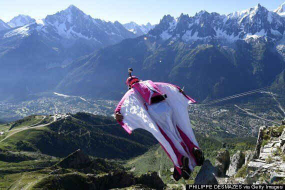 Gabriel Hubert Who Was Wearing Wingsuit Dies Near Canmore,