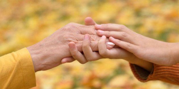 hands of people of