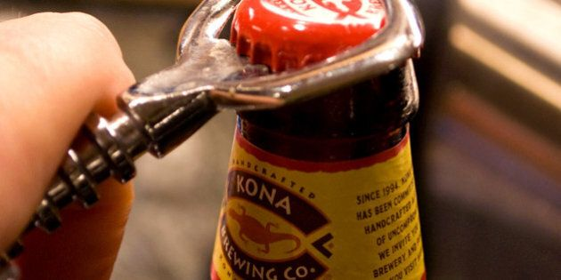 B.C. Liquor Law Changes Take Effect April 1,