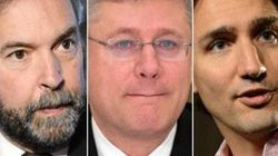 Trudeau and Mulcair Unwilling To Respond To Harper Attack