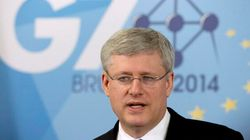 Harper Faces Tough Talk On Climate Change At
