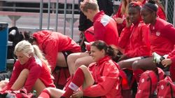 Players, Politicians Show Their Support For Canada At Women's World