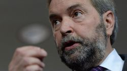 Mulcair: Don't Push 2 Female MPs To Lodge Formal