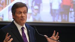 John Tory Stands Up For Uber As Toronto Takes It To
