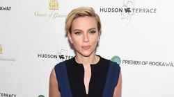 ScarJo Only Gave Birth Two Months Ago And Looks
