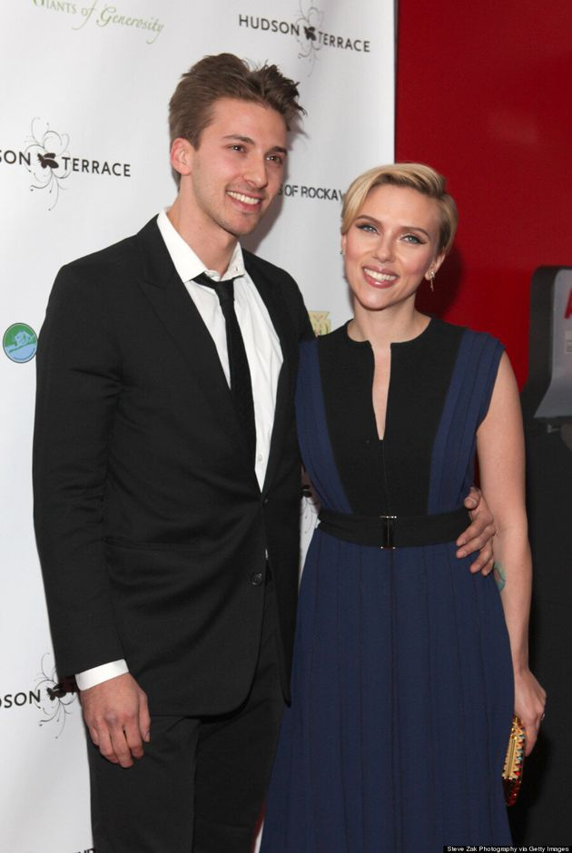 Scarlett Johnasson Had A Baby Two Months Ago,