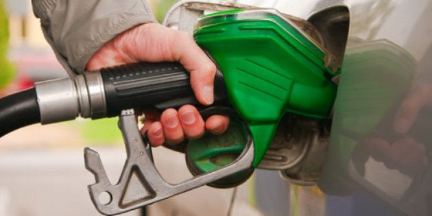 Climate Change Warning On Gas Pumps May Come To San Francisco,