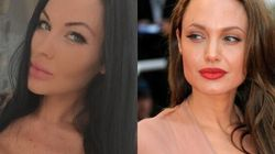 Angelina Jolie Lookalike Is From