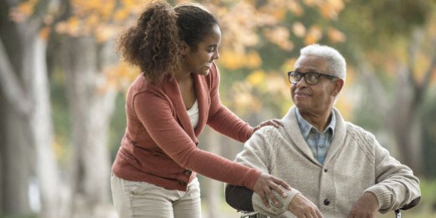 How to Be a Caregiver Without Losing Your