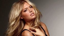 Kate Upton Just Made Granny Panties Sexy