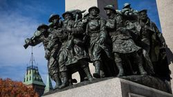RCMP To Stand Sentry For Victoria Cross
