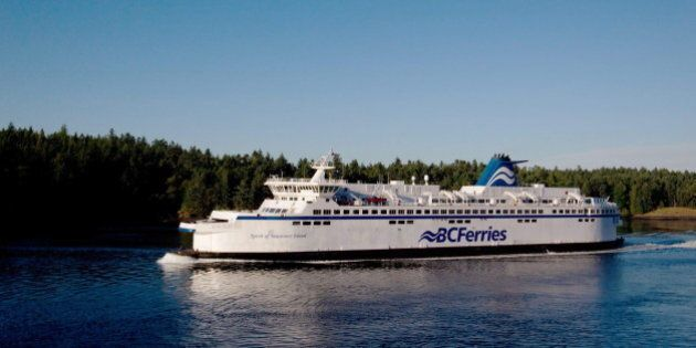 BC Ferries Proposes 1.9 Per Cent Fare Hike Over 4