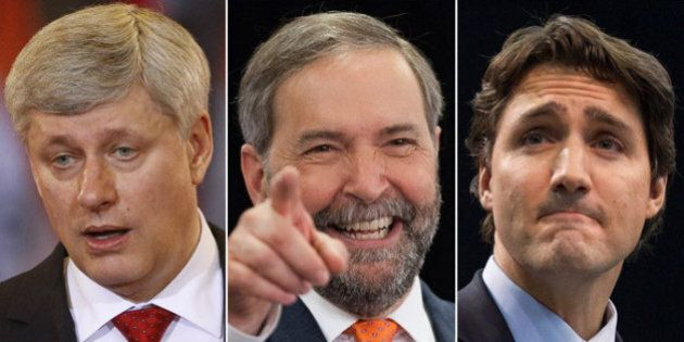 Federal NDP Still Lead Tories, Liberals, Poll