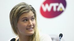 Eugenie Bouchard Named WTA's Most Improved Player Of