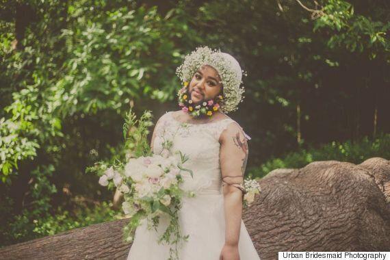 'Bearded Dame' Harnaam Kaur Is Killing The Floral