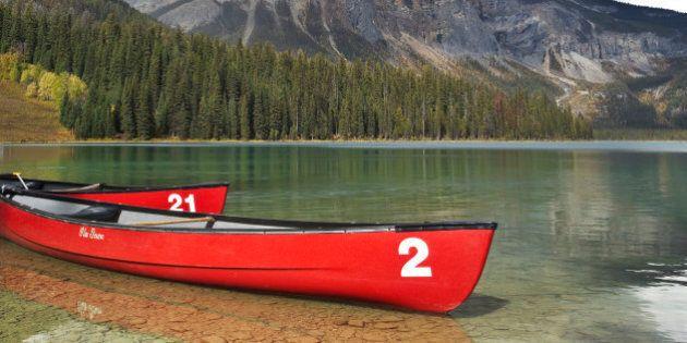 Halifax Canoe Escape Still Gets Break-And-Enter Suspect