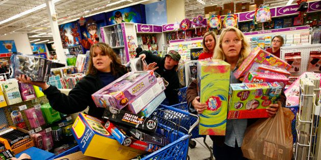 Black Friday In Canada About To Eclipse Boxing Day: