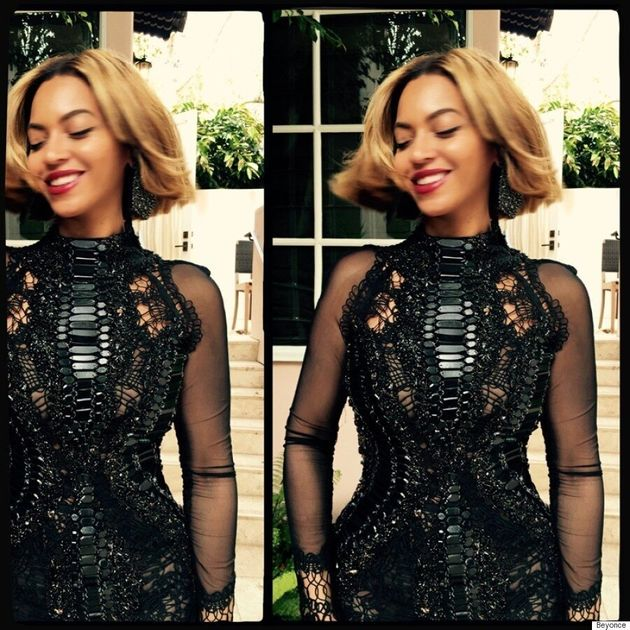 Beyonce Reveals A Hot New Bob For Her