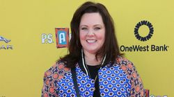 Melissa McCarthy's Funky Red Carpet