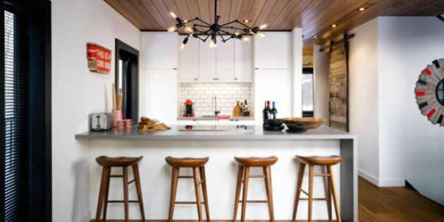 Creating a Kitchen to Dine