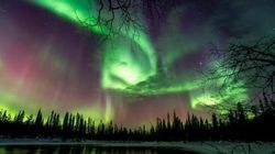 No, You're Not Hallucinating. These Trippy Northern Lights Photos Are