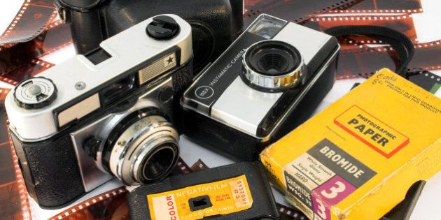 Big Oil Is Following in Kodak's Footsteps (and Missing the