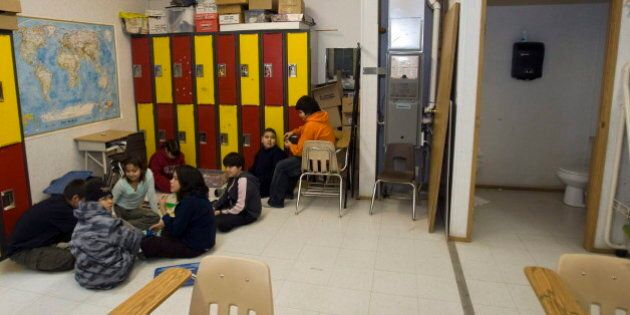 First Nations Students In Ontario And Alberta Failing In Literacy,