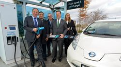 Ultra-Fast Electric Car Charging Stations Coming To
