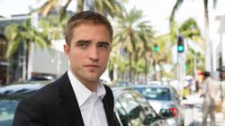WATCH: Robert Pattinson's DRIVING The Limo