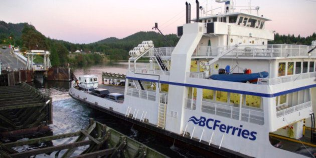 BC Ferries Cuts Threaten Local Businesses, Cost Governments: