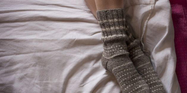 Stylish Socks That Will Keep Your Toes Toasty During The