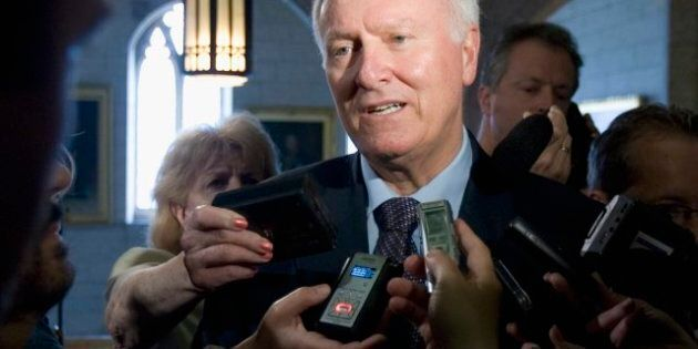 Federal Liberals Courting Former Tory Bill