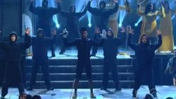 Pharrell, Beyonce Pay Tribute To Ferguson At The