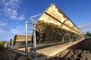 Welcome to Canada's 1st Concentrated Solar Thermal