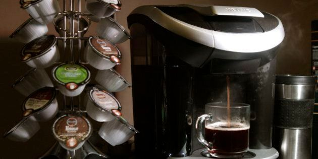 Keurig: People Are Hacking Our Coffee Machines Because They Need A