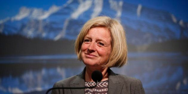 Poll Shows Alberta NDP, Rachel Notley Slip In