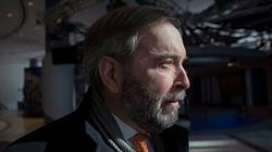 Mulcair Says Niqab Debate A Matter For Courts, Not