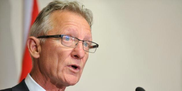 Pierre-Hugues Boisvenu Quits Tories, 8 Other Senators Face RCMP Expense