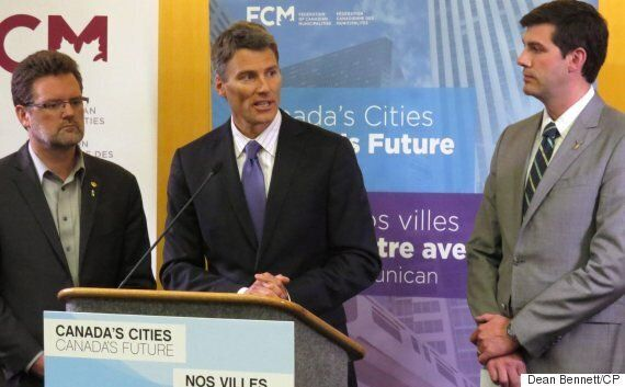 Canada's Big City Mayors Call For Federal Debate On Municipal