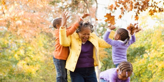 Ease Menopause Symptoms With Young Kids, Study