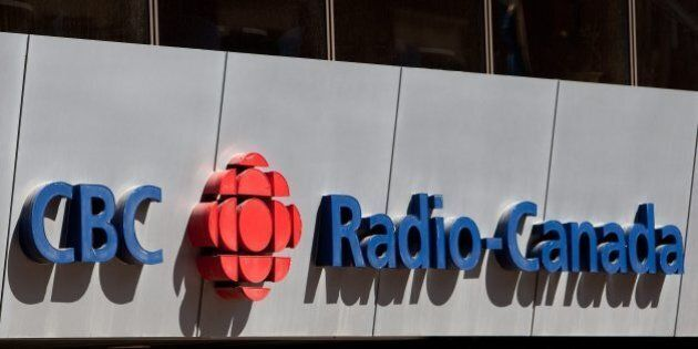 Radio-Canada Supporters March In Montreal Ahead Of CBC Job