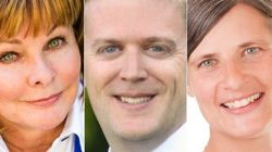 New B.C. Mayors Win Exciting