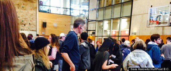 Vancouver Election Voter Turnout Forces Some Polling Stations To Extend