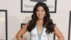 Gina Rodriguez's Gorgeous Grammy's
