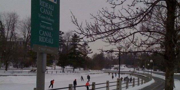 2 Women Fall Through Snow-Covered Ice On Rideau Canal