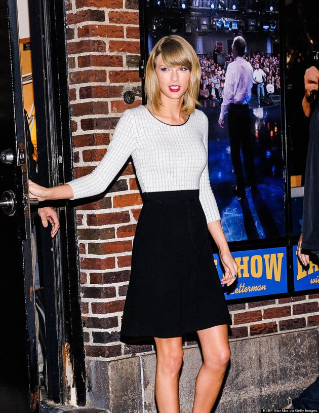 Taylor Swift Shows Off Her Mature Style In Two Cool