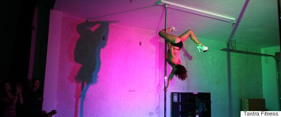 60-Year-Old Pole Dancer Competes In B.C.