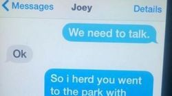 Tween's Break-Up Text Shows Us All How To Deal With A