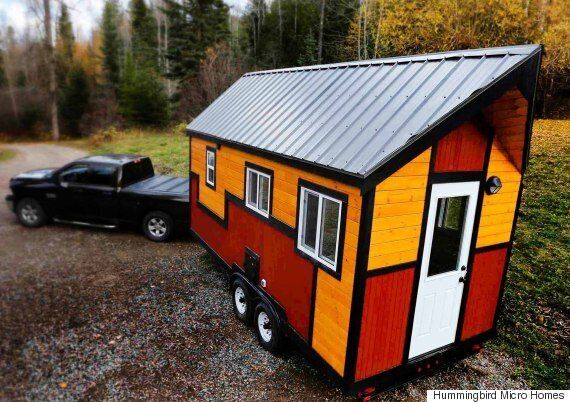 Tiny Home Village In Terrace, B.C. Hopes To Help Ease Housing