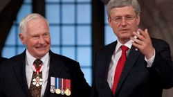 Harper Extends Governor General's Term By 2
